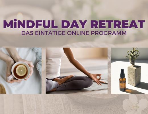 MiNDFUL Online Day Retreat | 30.12.2020 von 9:00 – 18:00 Uhr